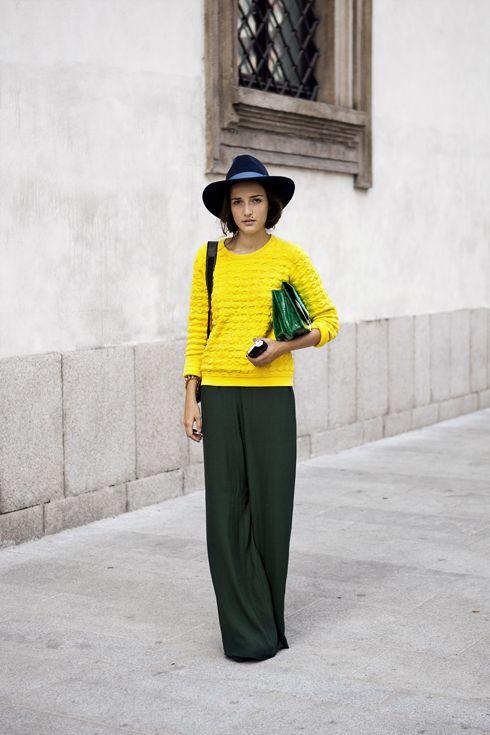 Yellow Jersey fashion